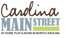 carolina main street logo
